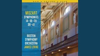 Symphony No. 18 in F Major, K. 130: IV. Molto allegro