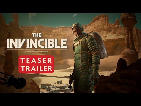 Представлен новый трейлер ожидаемой игры The Invincible
