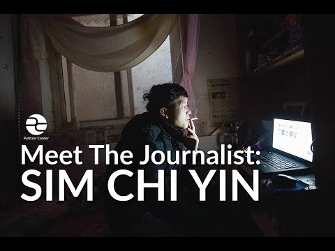 Meet the Journalist: Sim Chi Yin