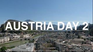 Austria Day 2- A STROLL IN SALZBURG
