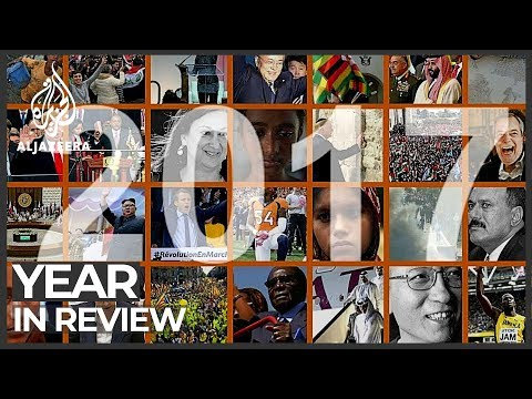 Al Jazeera's year review 2017