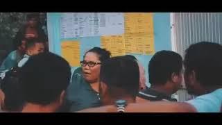 Video-Seorang Ibu Luapkan Emosi Lambannya Pencarian Korban KM Sinar Bangun (sumber facebook Mety)(1)
