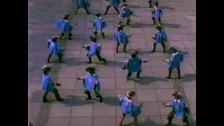 """Песня из фильма """"Д'Артаньян и три мушкетера""""-Кровопролитья-Песня де Тревиля"""