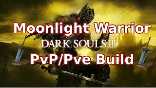 Dark Souls 3 - Moonlight Warrior - Sorcerer PvP/PvE Build