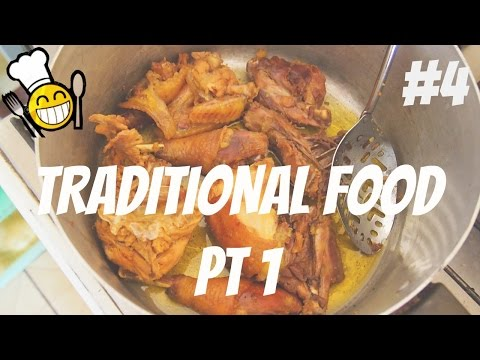 Botswana#4: Traditional Food pt 1