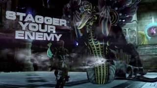 Final Fantasy XIII Lightning Returns - Battle System Gameplay