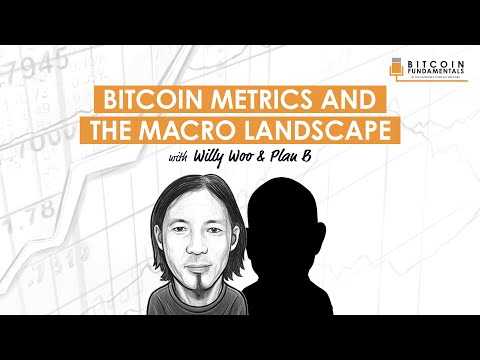 BTC012: Bitcoin On-Chain Analysis W/ Plan B \u0026 Willy Woo