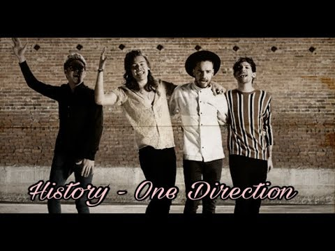 One Direction History Music Video