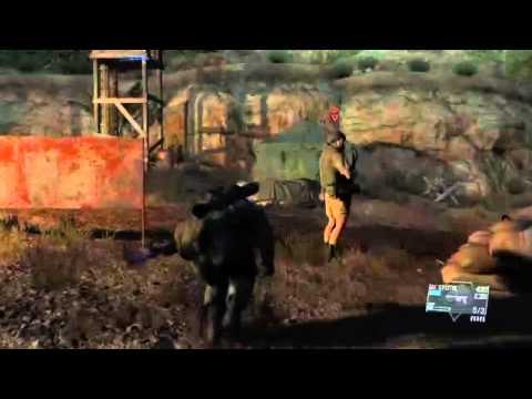 Metal Gear Solid Playthrough Malaysia