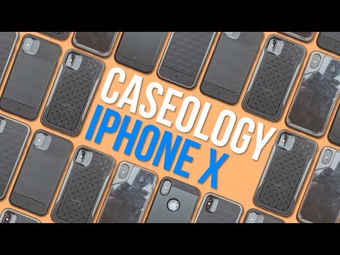 Clear, Tough, or Grippy iPhone X Cases! - Caseology iPhone X - First Look