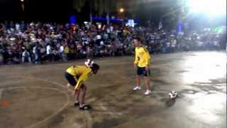 THE MOVIE (Freestyle Soccer Show) @CLBDF BOYACA: Mongui 2011, Otanche/Puerto Boyacá 2012