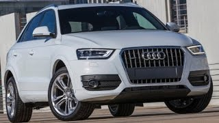 2015 Audi Q3 Start Up and Review 2.0 L 4-Cylinder Turbo