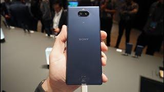 Sony Xperia 1 и Xperia 10   Обзор