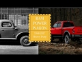 1948 Dodge Power Wagon to 2017 RAM Power Wagon