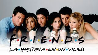 FRIENDS: La Historia en 1 Video