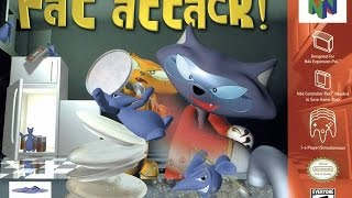 Rat Attack: The Greatest N64 Game of All Time -Games Being Dudes-