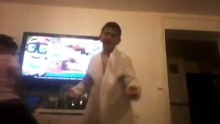 I test dance them (fortnite test dance)