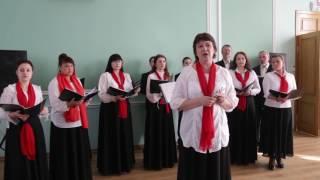 VI Фестиваль церковных хоров
