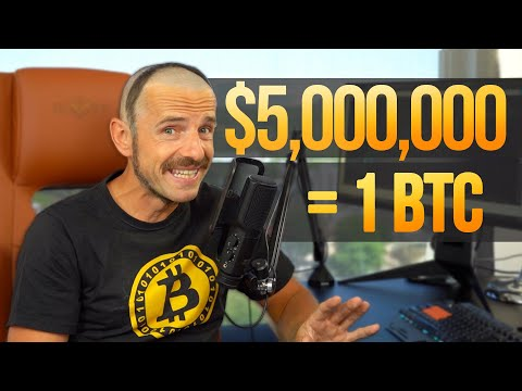 1 BITCOIN COST $5.000.000 In 2030 (message From The Future)