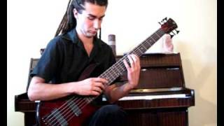Bach - Bouree - Bass Guitar