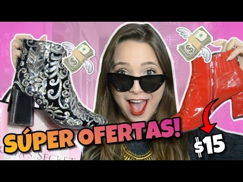 HAUL ENORME! SUPER OFERTAS Y REBAJAS ROPA 2018!