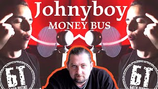 "Реакция Бати на клип ""Johnyboy - MONEY BUS (Премьера, 2019) Live Edit"" 