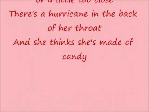 Robbie Williams Candy (lyrics) HD