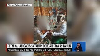 Download Viral! Pernikahan Gadis 13 Tahun dengan Pria 41 Tahun Mp3 and Videos
