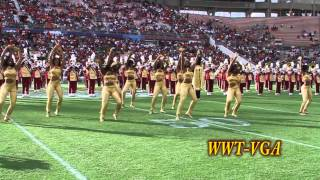 Bethune-Cookman Marching Wildcats FLorida Classic 2012