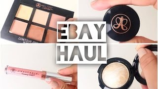 eBay & Aliexpress HAUL #2 | Under $5 | Swatches