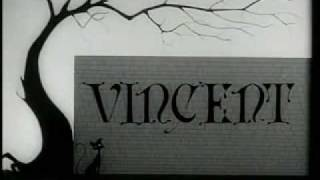 Tim Burton - Vincent (English)