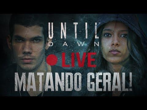UNTIL DAWN - MATANDO TODO MUNDO!