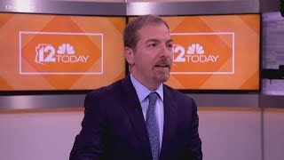 Arizona Senate race gains national attention from NBC's Chuck Todd