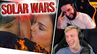 Star Wars auf Drogen: SOLAR WARS REAKTION! 🤣 Tom & Taha Stream Highlights