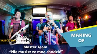 Master Team - Nie musisz ze mną chodzić - Making of (Disco-Polo.info)