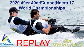 2020 49er World Championships - Medal Race