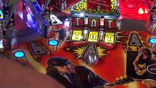 AC/DC Pro Drop Target demo