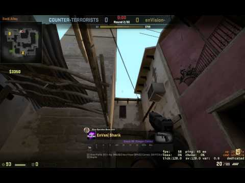 CS:GO Mirage Tips&Tricks - Smoke Bench (B Site)