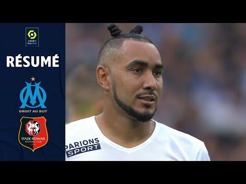 OLYMPIQUE DE MARSEILLE - STADE RENNAIS FC (2 - 0) - Résumé - (OM - SRFC) / 2021-2022
