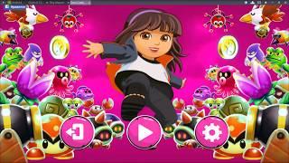 Даша Путешественница игра серия 1 прохождение 2017 TvGfGK детские игры для детей мультик