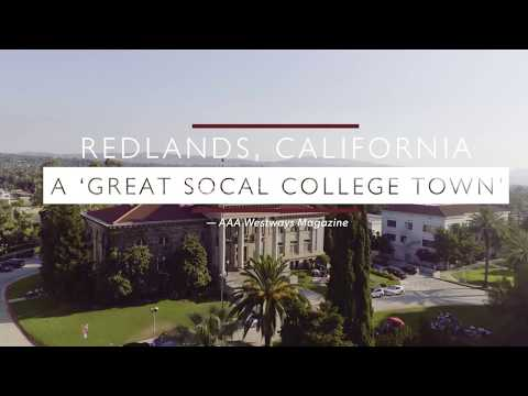 University of Redlands, California USA | College and