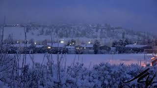 Snow  Warning Over - Jan. 23, 2019  - Morning talk, no fake news here