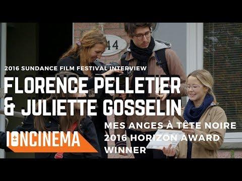 : Florence Pelletier & Juliette Gosselin  Mes anges à tête noire