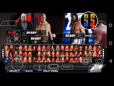 How to Download WWE 2K18 ISO Android for PSP in 1GB