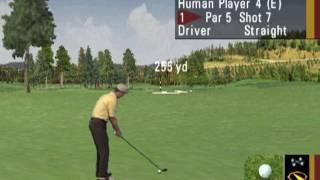 Pro 18 World Tour Golf  ~ PS1 PlayStation