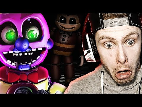 PLAYING TWO NEW FNAF GAMES! (JOLLY: Success Abandoned & Benny The Clown Circus World Remasterd)