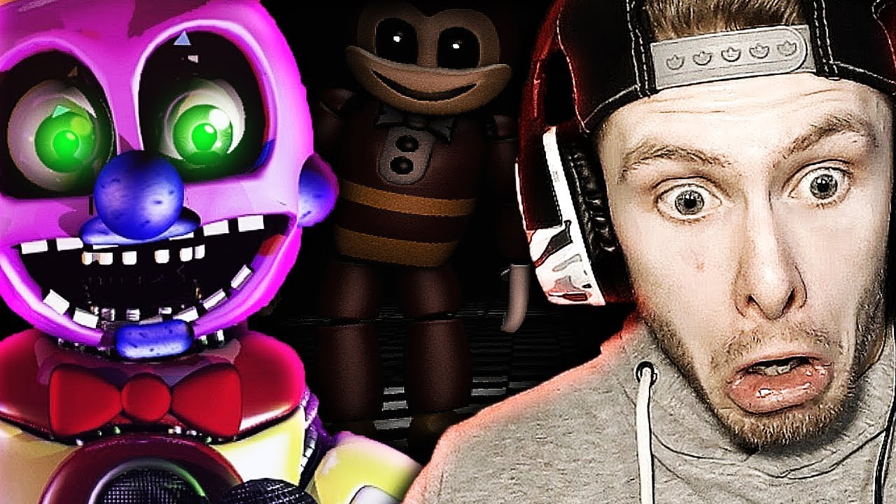 PLAYING TWO NEW FNAF GAMES! (JOLLY: Success Abandoned