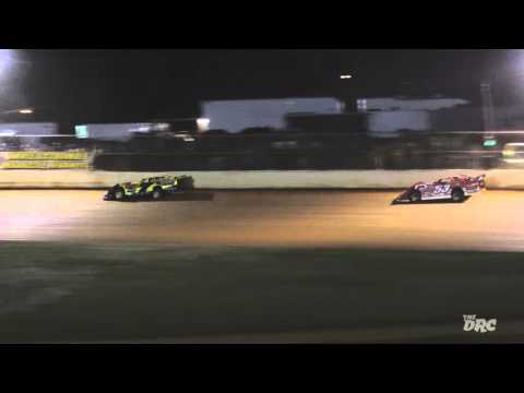 411 Motor Speedway | 1.1.16 | 6th Annual Hangover 40 | Feature