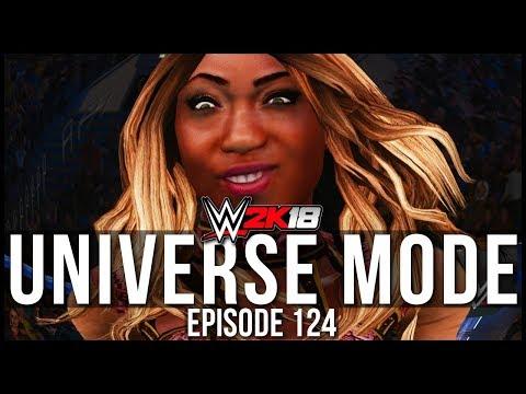 WWE 2K18   Universe Mode - 'NEVER LET GO!'   #124