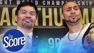 """""""Underdog Na Ako At Age 40"""" - Manny Pacquiao   The Score"""
